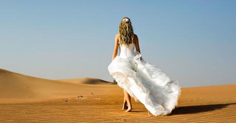 Destination Western Wedding Photography