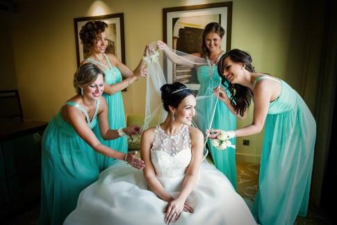 Western Style Wedding Photography