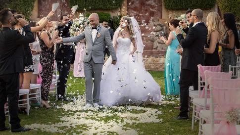 Western Wedding Photographers in Dubai