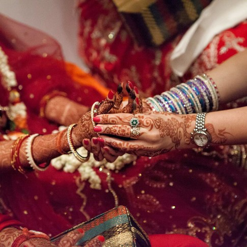 Indian Wedding Sessions By Blue Eye Picture Studio