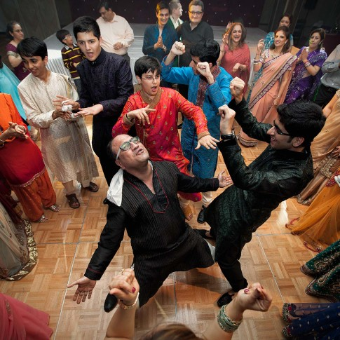 Indian Wedding Photographs by Blue Eye Picture Studio