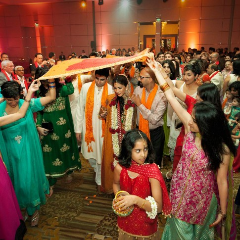 Rituals in Indian Wedding