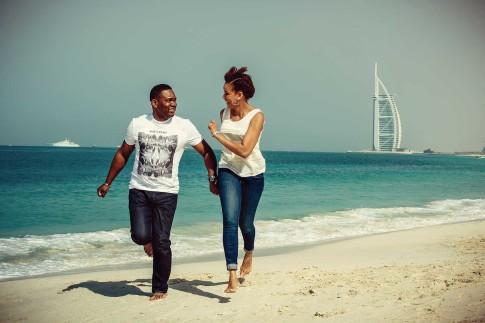 Pre Wedding Photographer in Dubai by Blue Eye Picture Studio