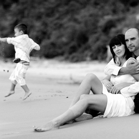 A scenic example of our Family Portraits Sessions