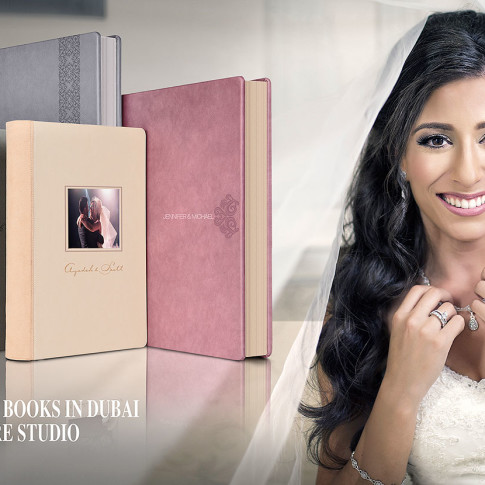 Original Wedding Books in Dubai