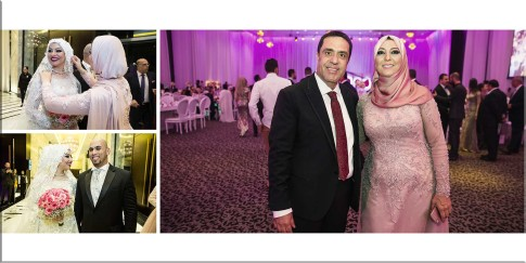 Real Wedding Digital Album in Dubai