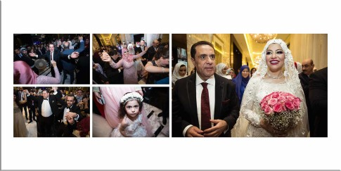 Real Wedding Digital Albums in Dubai by Blue Eye Picture