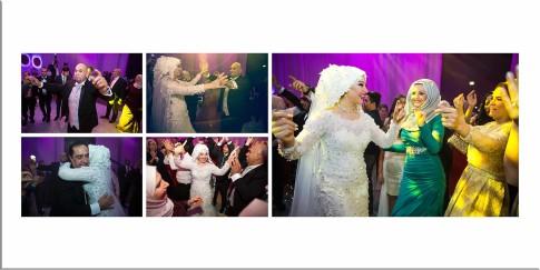 Real Wedding Album in Dubai