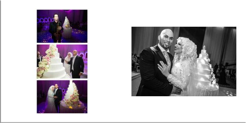 Real Wedding Album by Blue Eye Picture Studio