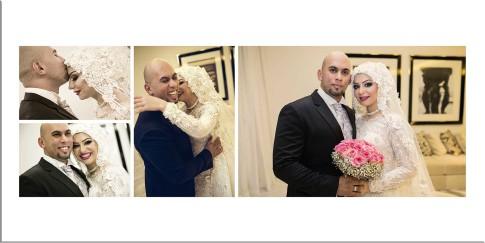 Digital Wedding Album by Blue Eye Picture Studio
