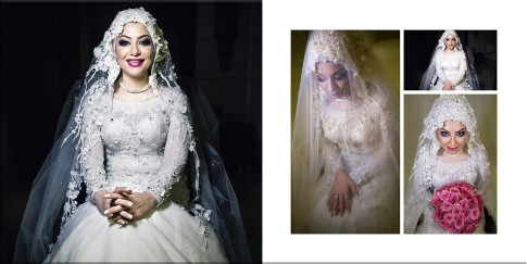 Real Wedding Album Captured by Blue Eye Picture Studio